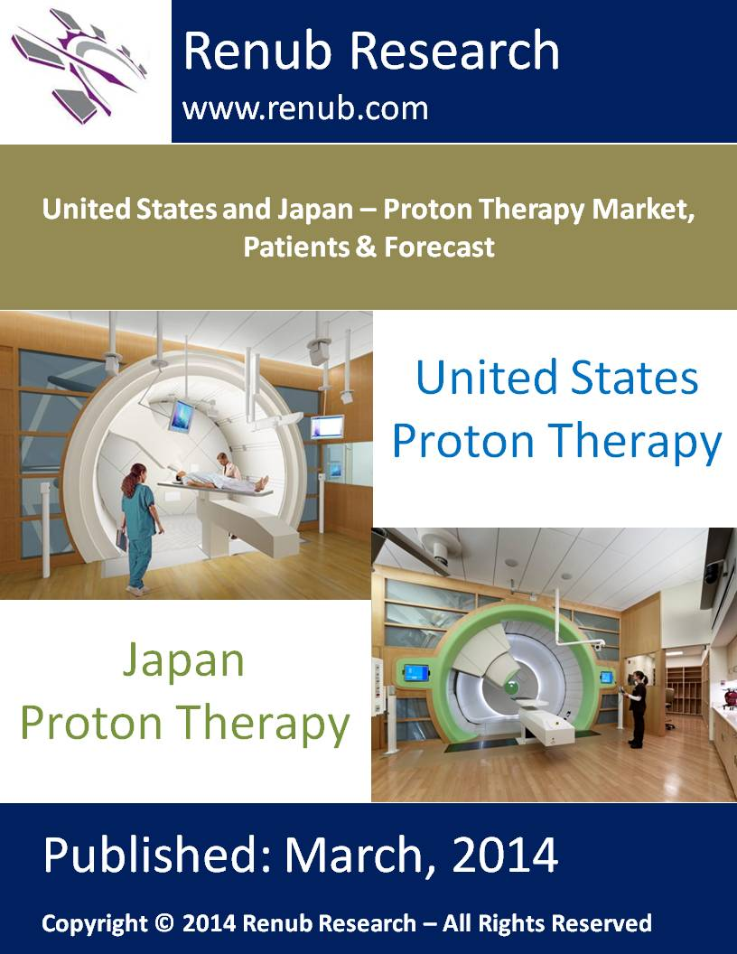 United States and Japan - Proton Therapy Market, Patients & Forecast