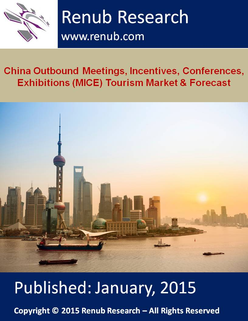 China Outbound Meetings, Incentives, Conferences, Exhibitions (MICE) Tourism Market & Forecast