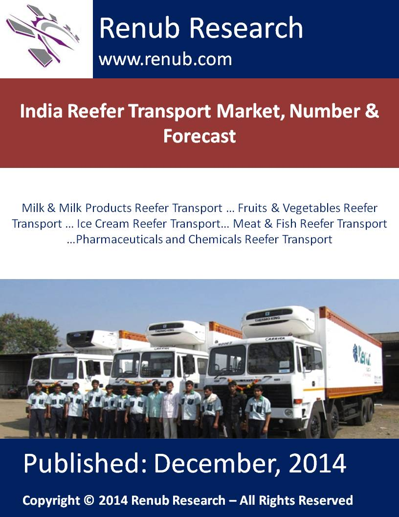 India Reefer Transport Number and Market Forecast