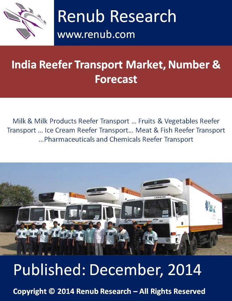 India Reefer Transport Number and Market Forecast