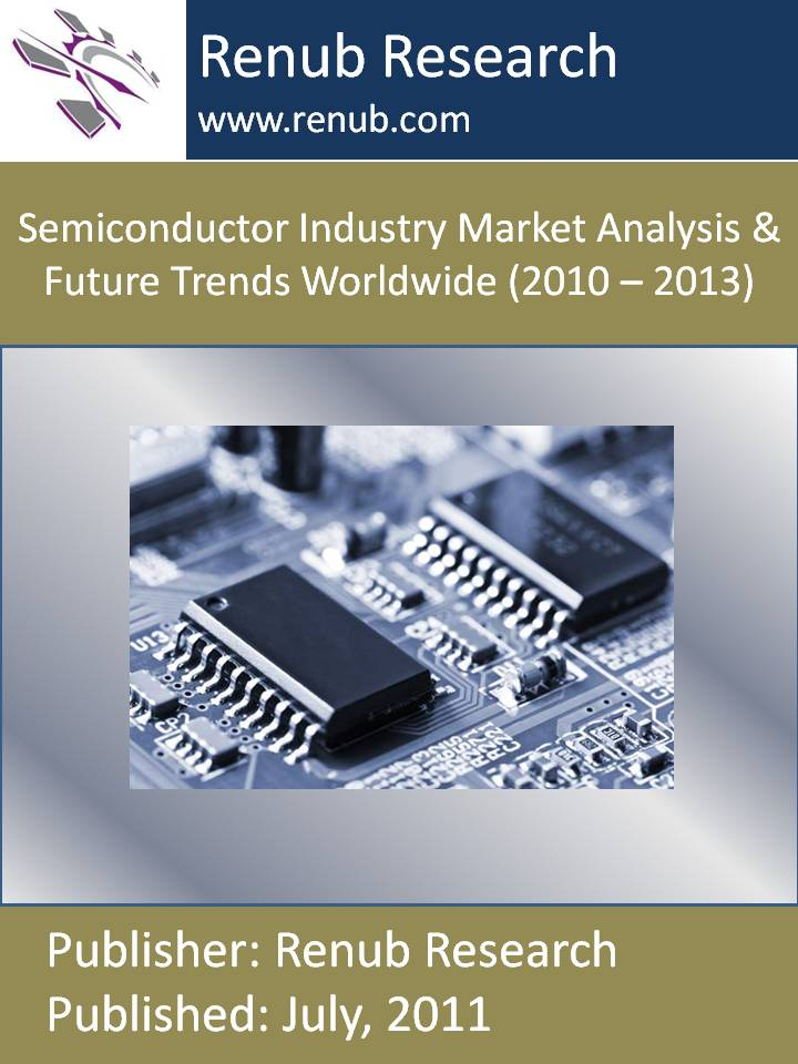 Semiconductor Industry Market Analysis & Future Trends Worldwide (2010 - 2013)