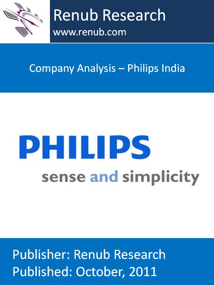 Philips India - Company Analysis