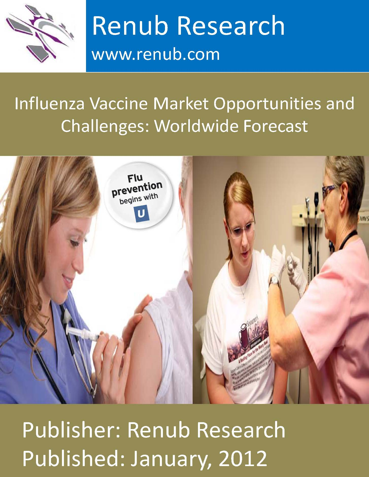 Influenza Vaccine Market Opportunities and Challenges: Worldwide Forecast