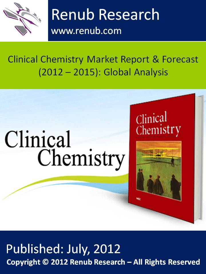 Clinical Chemistry Market Report & Forecast (2012 - 2015): Global Analysis