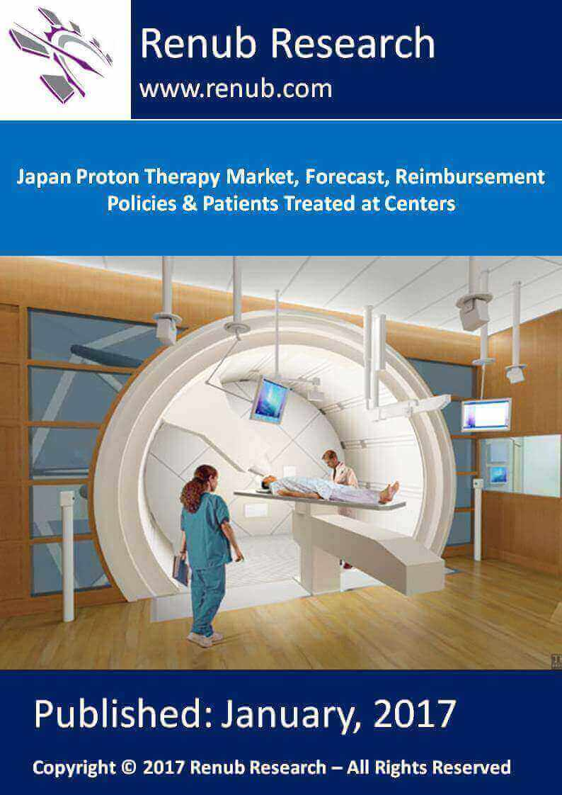 Japan Proton Therapy Market, Forecast, Reimbursement Policies & Patients Treated at Centers