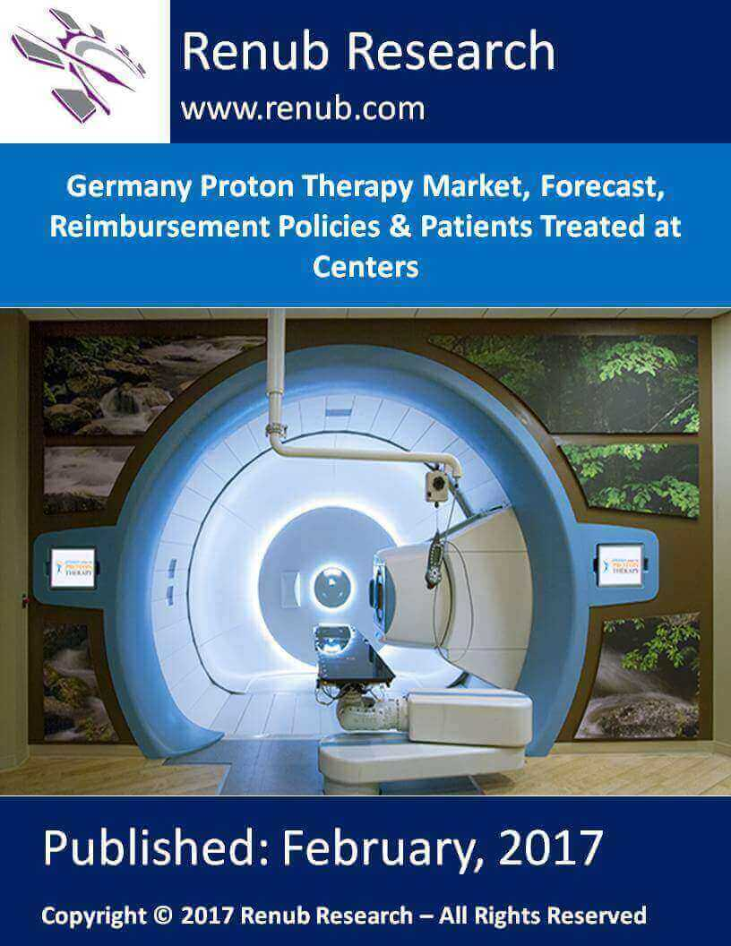 Germany Proton Therapy Market, Forecast, Reimbursement Policies & Patients Treated at Centers