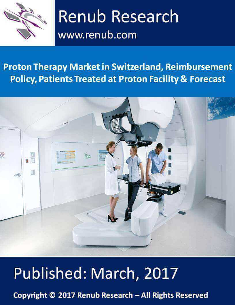 Proton Therapy Market in Switzerland, Reimbursement Policy, Patients Treated at Proton Facility & Forecast