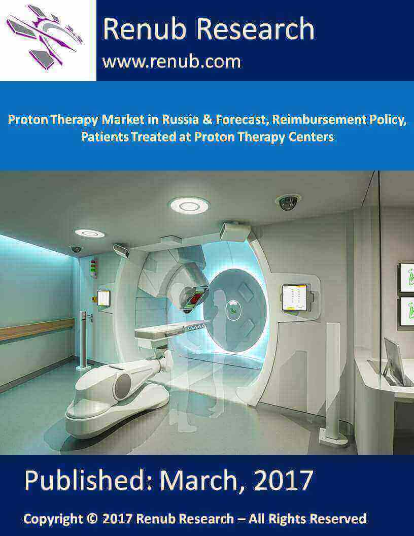 Proton Therapy Market in Russia & Forecast, Reimbursement Policy, Patients Treated at Proton Therapy Centers